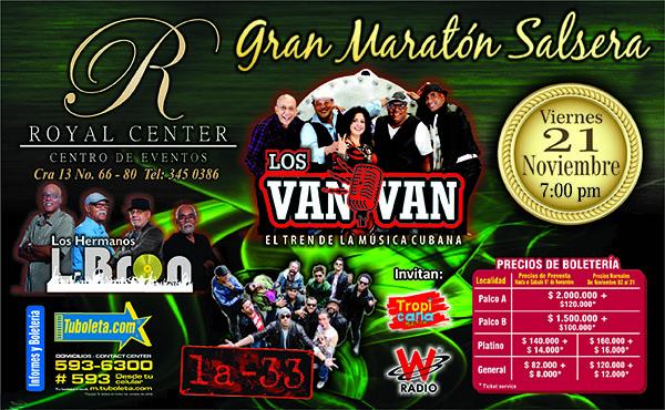 ► Gran Maratón Salsera