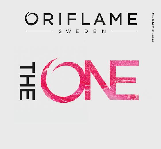 Oriflame - Catálogo 05 de 2014