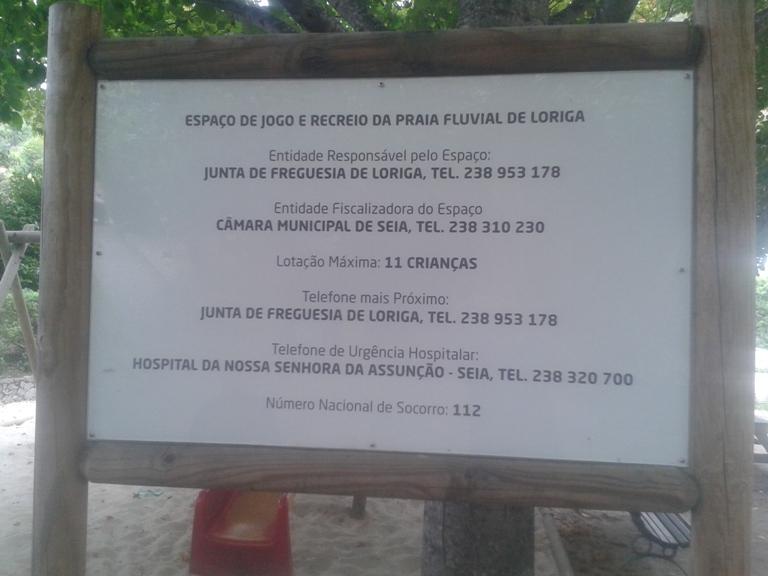 Placa Loriga