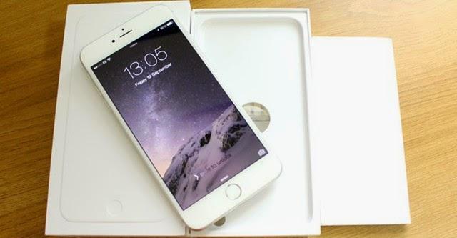 iPhone 6 Plus khan hàng nhưng bán cũng khá chậm