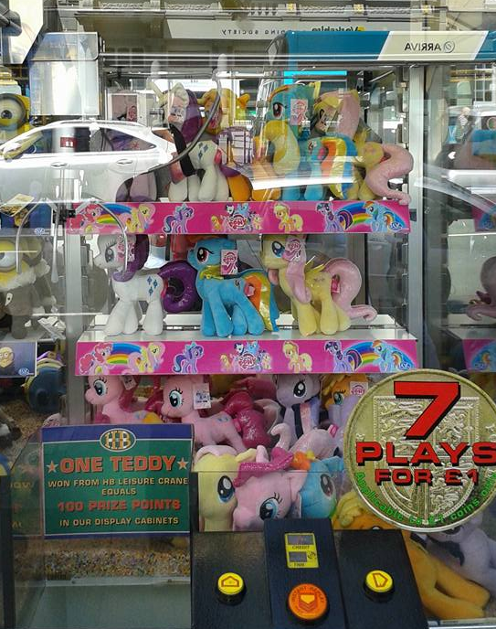 where to get a claw machine
