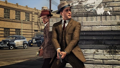 L.A Noire The Complete Edition                For Game Play