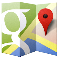 New logo Google Maps for Android