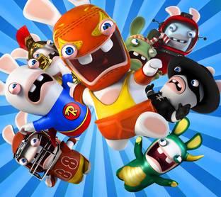 E3 2012: Rabbids brawl on 3DS