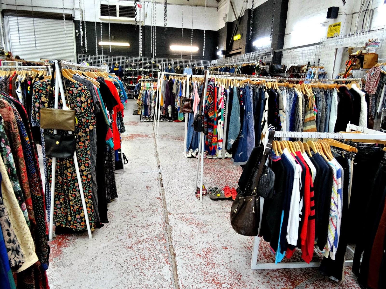 Cow Digbeth Vintage Fashion Shop in Birmingham