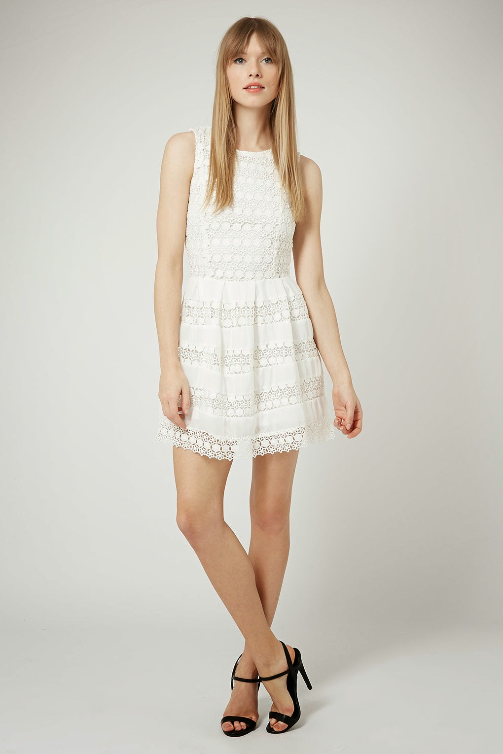 white crochet dress, rare crochet dress,