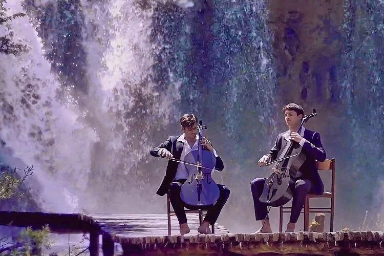 violoncellistes fous