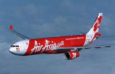 AirAsia Tawar Penerbangan KL ke Maldives