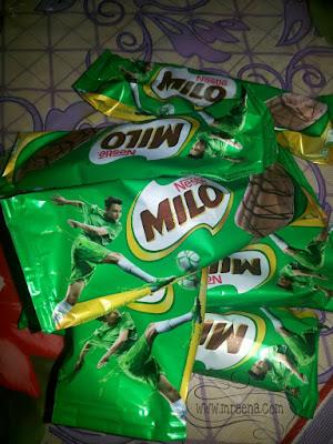 Ais Krim Milo Promosi RM1