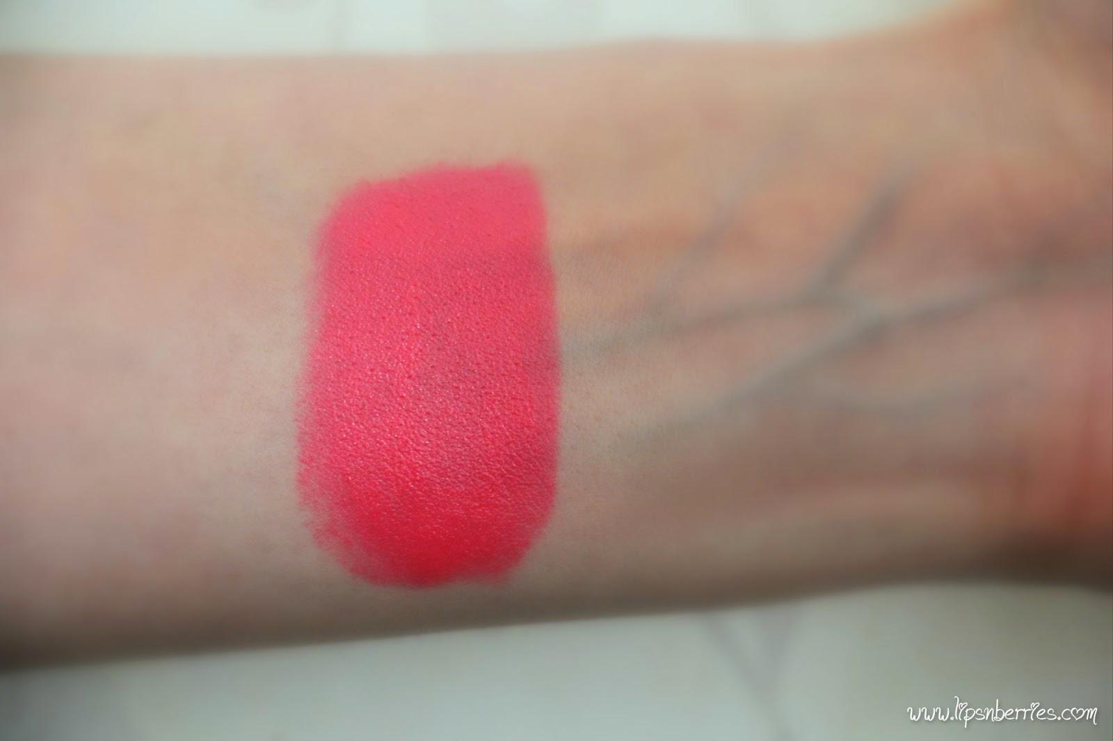 Lips n Berries!: Maybelline Color Sensational Vivid lipstick in ...