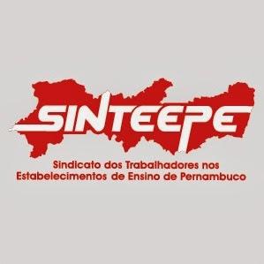 Site oficial do SINTEEPE