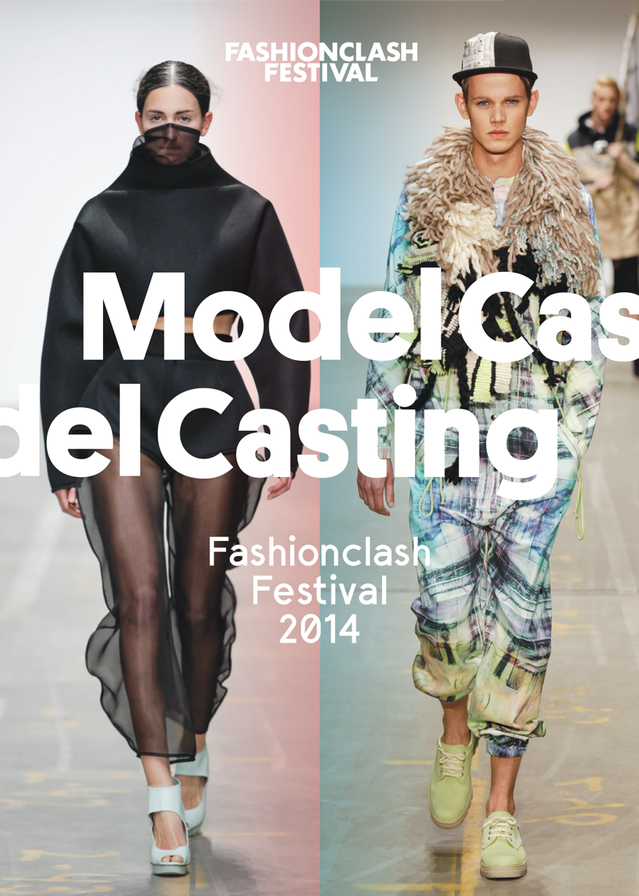fashionclash is looking for models for fashionclash festival 2014 the