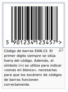 visual basic codigo barras: