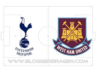 Prediksi Pertandingan Tottenham vs West Ham United