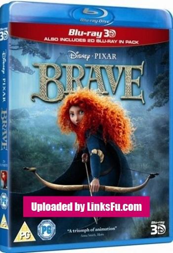 Brave 2012 REPACK m720p BluRay