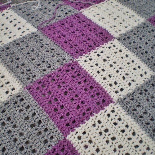 LOVE Blanket - Free Pattern