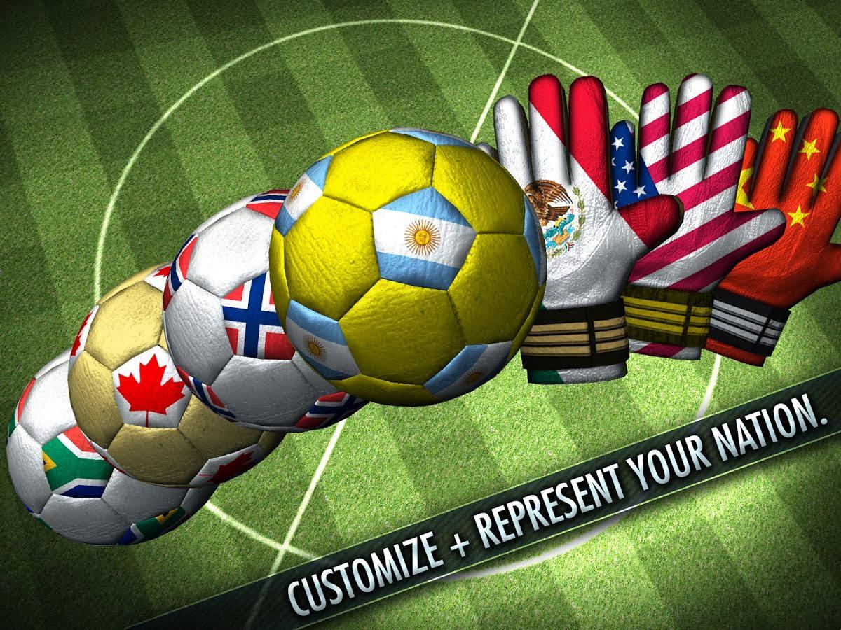 Soccer Showdown 2014 v1.2 MOD APK