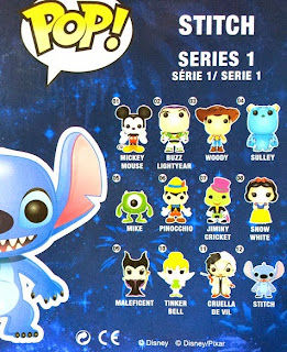 Morgan's Milieu | Pop! Vinyl Figure Review: A picture of Series 1 collectibles of the Pop! Vinyl figures.