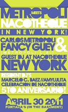 Metropoli meets Nacotheque