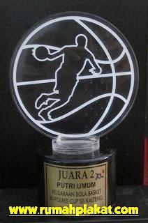 Jual Piala Surabaya, Piala Akrilik Harga Murah, Toko Piala Surabaya, 0856.4578.4363
