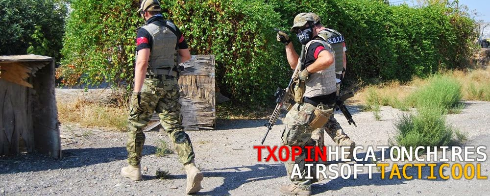 Txopin Hecatonchires: Airsoft Tacticool