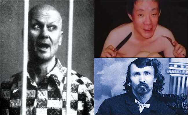 10 Manusia Kanibal yang pernah Menghebohkan Dunia