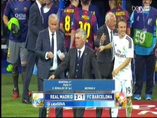اهداف مبارة ريال مدريد و برشلونة 3-1  الكلاسيكو الاسبانى 25-10-2014