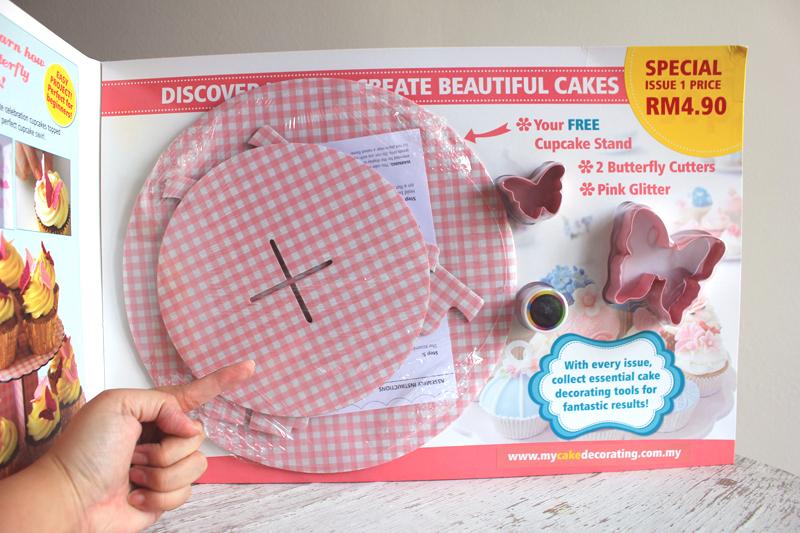 Deagostini Cake Decorating Online Shop