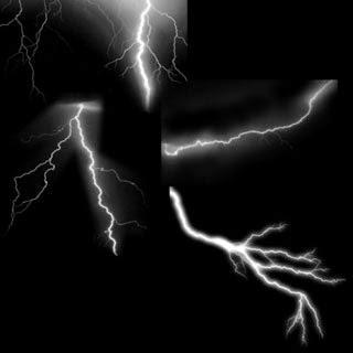 Brush for Photoshop – Lightning
