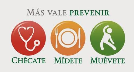Prevención de los índices de sobrepeso