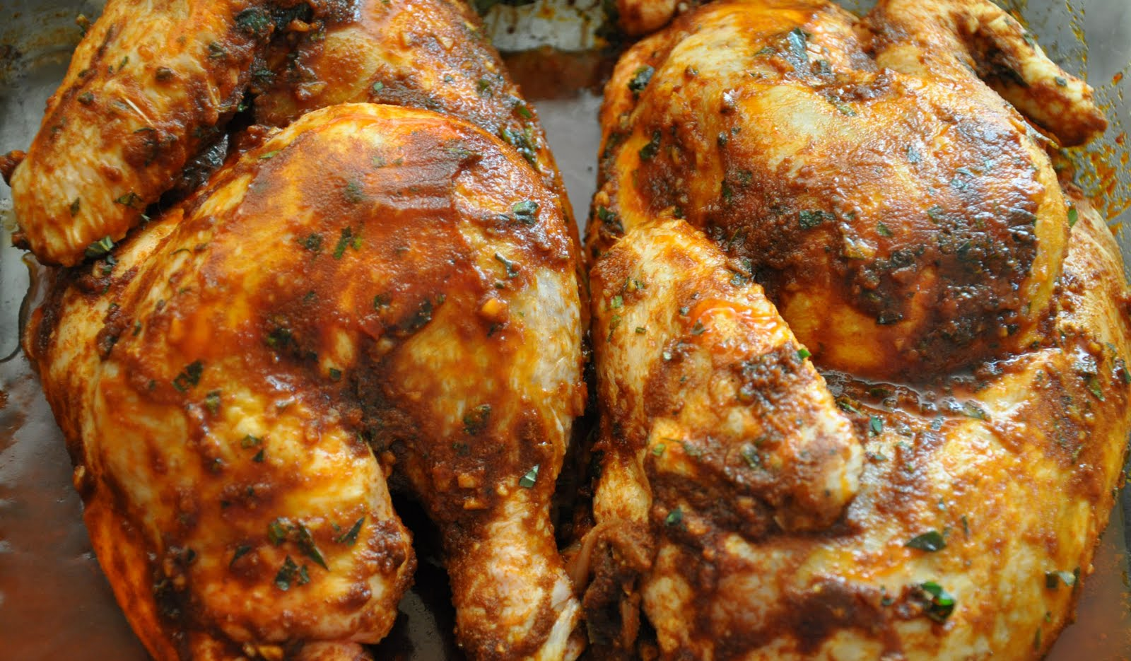Fire and Food: Ben's Peri-Peri Chicken in the Weber
