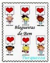 """Selinho:""""blogueiras do bem"""""""