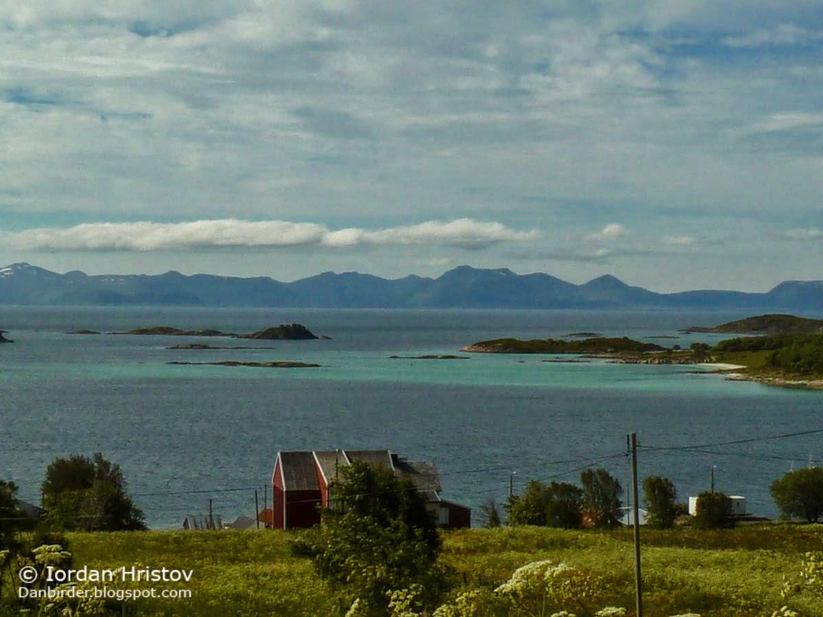 Grytoy island