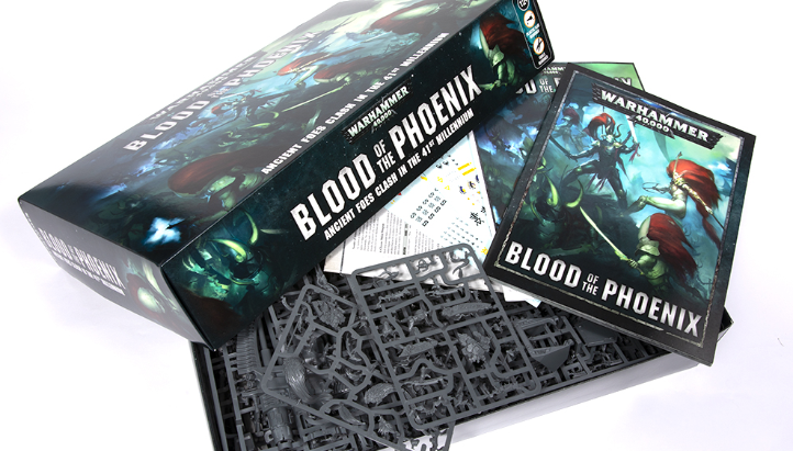 Blood of the Phoenix Unboxing