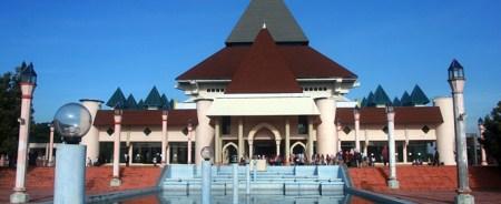 Menjelajahi Masjid Agung An-Nur - Kediri