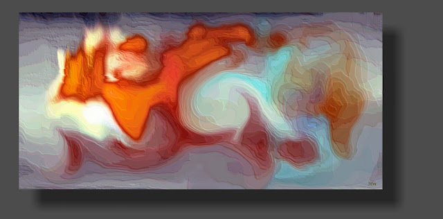 fotografía abstracta digital