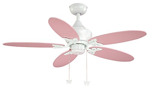 Total Fab: Ceiling Fans with Lights for Little & Teen Girls\' Rooms