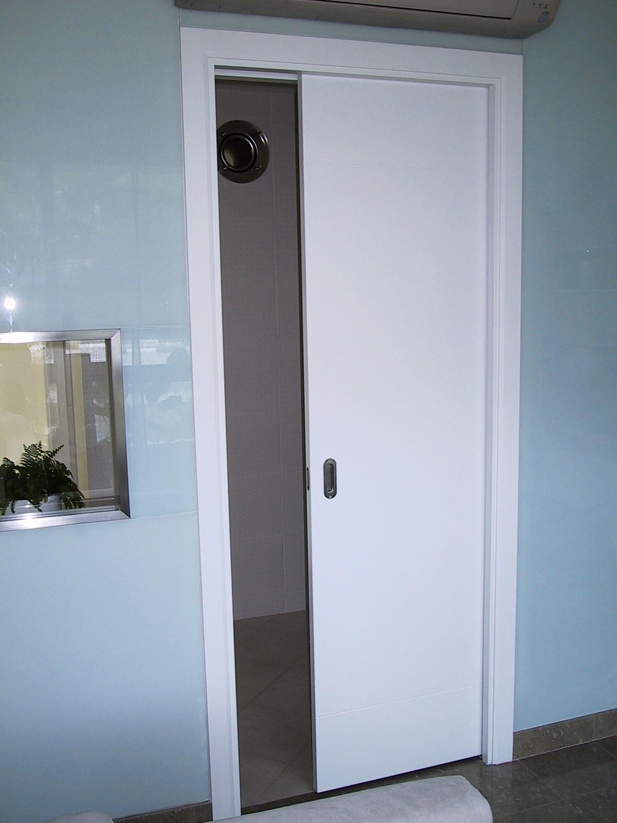 & SPECS Pocket Door System