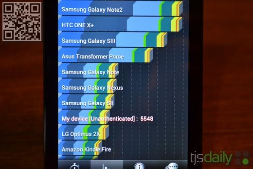 myphone a898 duo antutu benchmark