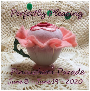 Perfectly Pleasing Pincushion Parade