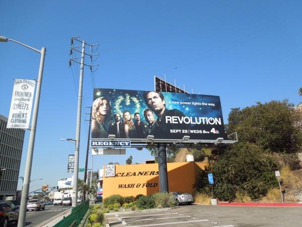 Revolution season 2 billboard