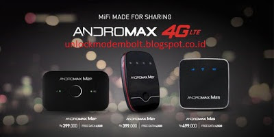 Spesifikasi  Modem Mifi Andromax M2P, Spesifikasi Mobile Mifi Smartfren Andromax M2Y, Spesifikasi Modem Wifi Andromax M2S Smartfren 4G