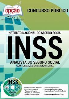 Apostila Analista do Seguro Social - Concurso do INSS