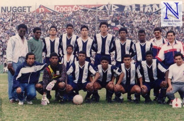 DIVISIONES MENORES DE ALIANZA LIMA