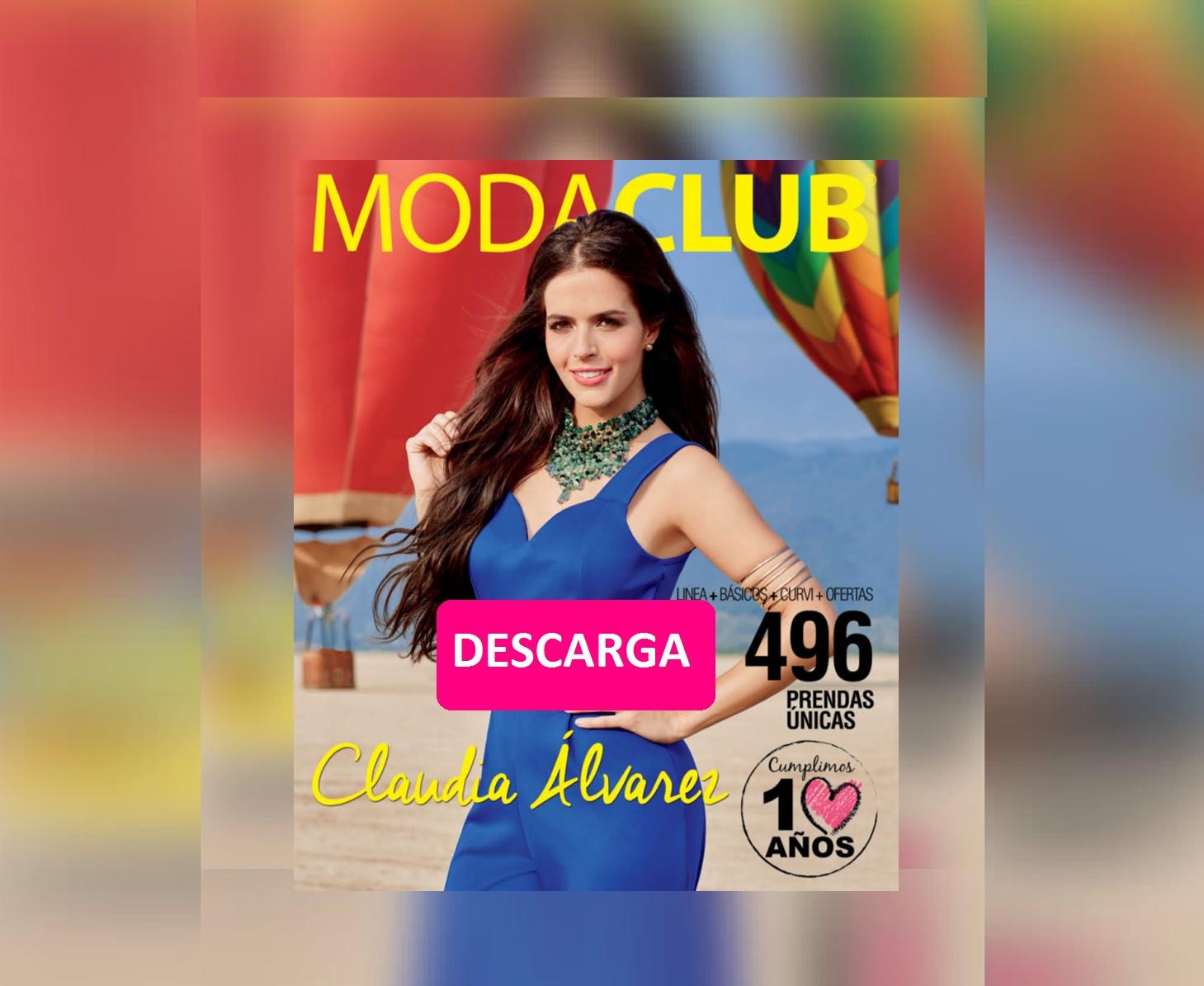 moda club catalogo 2016