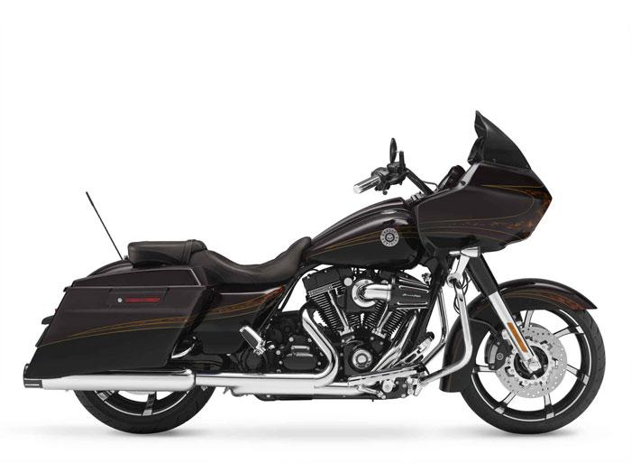 2012 Harley Davidson FLTRXSE CVO Road Glide Custom Maple Metallic