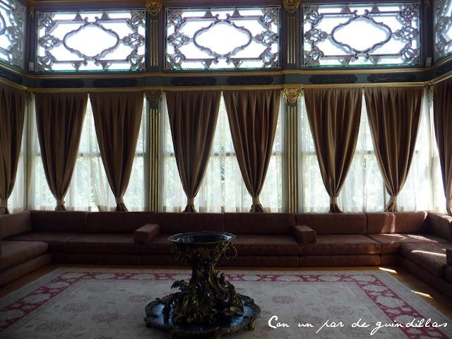 Topkapi-interior