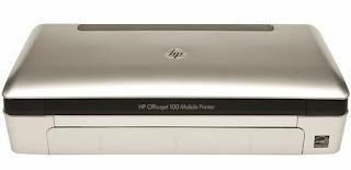 Driver Printer HP Officejet 100 Mobile Printer - L411a Free Download
