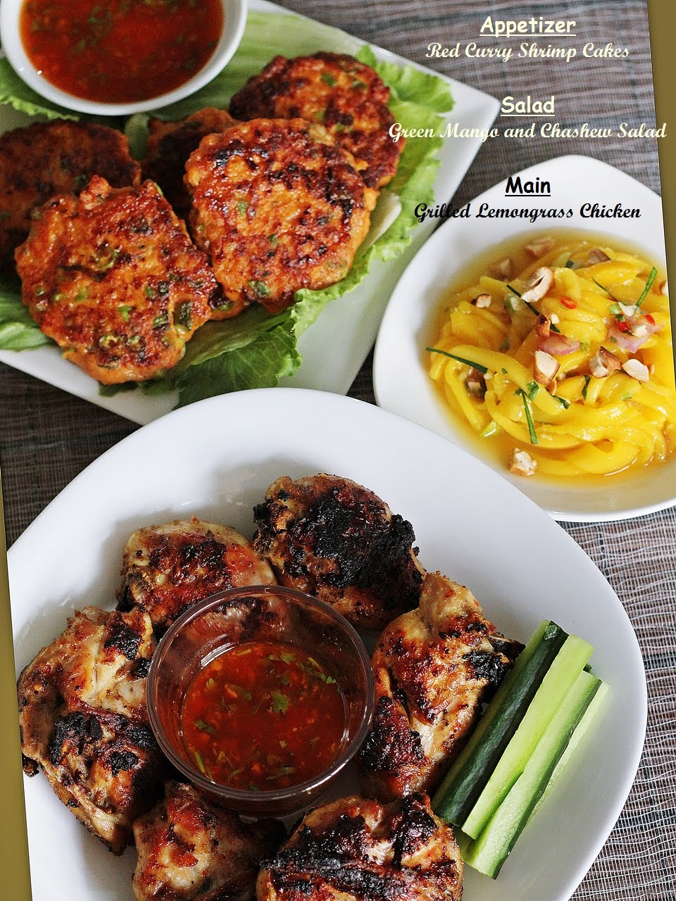 Cuisine paradise singapore food blog recipes reviews and travel giveaway plus review easy thai cooking by robert danhi forumfinder Image collections