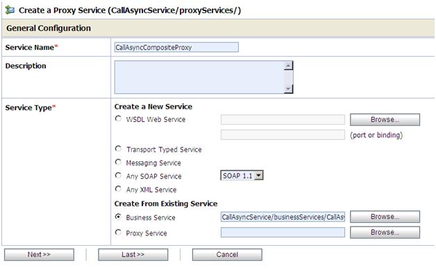 Proxy Service